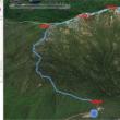 GPSデータをGoogle Earthで表示する