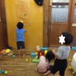 幼児部屋が広くなりました