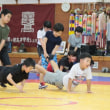 霞ヶ浦高校で合同練習でした