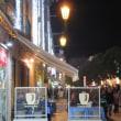 ドバイ経由ポルトガルの旅④ロシオ広場でクリスマスマーケットとマクドナルド