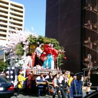 盛岡秋祭り、最終日になりました。