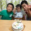 岳、2歳のお誕生日!