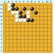 囲碁死活546官子譜