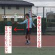 ■フィジカル 脱力とテニスの関係性②「力が抜けると軸(バランス)を保ちやすくなる」  〜才能がない人でも上達できるテニスブログ〜