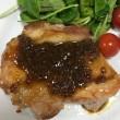 糖質オフメニュー「鶏肉のハニーマスタードソース」