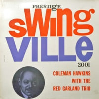 COLEMAN HAWKINS / WITH THE RED GARLAND TRIO