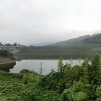福岡県うきは市  「 藤波ダム 」
