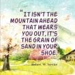 the grain of sand