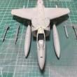 【ハセガワ】1/72 AV-8B Harrier II Plus 製作記