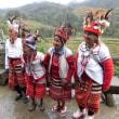 「フィリピン」編 バナウエ7 イフガオ族の往年の美女軍団1