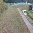 昨日の草刈りの続き 今年5回目の草刈り