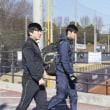 鎌スタの新春が眩い。注目選手がグラウンドに共存