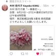 【備忘録】  木村佳代子展  9月21日〜27日   船橋東武