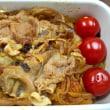 豚キムチ炒め丼弁当
