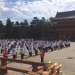 2018年10月27日(日)平安神宮奉納太極拳