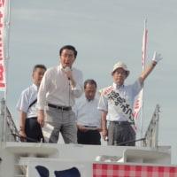 松原市議選 明日はいよいよ投票日 日本共産党の4人にみなさんの大切な一票を託して下さい!