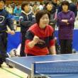 卓球大会、珍しく3回戦まで勝ち進む