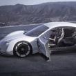 【ポルシェ】初の市販EV「ミッションE」市販化へのデザイン変更はわずか?
