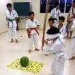 名古屋の瑞穂区の浜新武道教室 7月23日(日)のママトレ? 静岡の高見先生も参加しました。