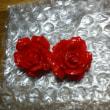 赤い薔薇!
