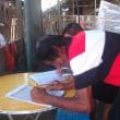 組合が漁船労働者の権利を執行するよう政府に要求