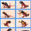 恐竜王『ロボザウルス』改造10傑! ミドルコース