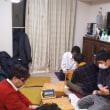 1月20日の教室風景