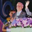 台湾訪問の