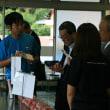 千葉県観光物産展参加^0^