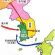 600年前後の朝鮮と倭国