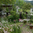 飯岡花めぐり「Café風の庭」一日目♪