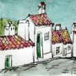 1332.カステロ・デ・ヴィデの町角