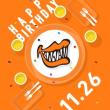 Happy Birthday 丸ちゃん♪(´ε` )