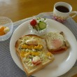 ワンプレート朝ごパン