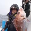 11月18日(土)一つテンヤマダイの釣果