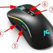ACGAMのゲーミングマウスをMacで使う方法