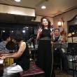 銀座Aの顧客小林由果さんはジャズ歌手、素敵な女性だ