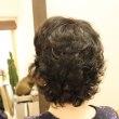 治療後の髪の縮毛矯正