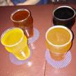 箕面ビールの、こざるに遭遇!