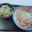 ゆで太郎 そば 久しぶりに食べた。