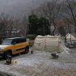 キャンプの話 ~青川狭キャンピングパーク