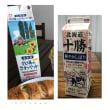 台湾での生活~北海道の牛乳