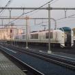 2017年10月18日,今朝の中央線 成田エクスプレス3号 E259系