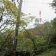 7 鉢伏山(514m:鳥取県湯梨浜町)登山  電波塔が行き止まりに