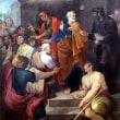 シモン・マグス (1世紀頃)サマリア(現・パレスチナ) キリスト教から敵視された異端の魔術師