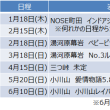 【予告】クラッククライミングコース2018 → あと1名
