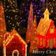 クリスマスイブのヨ-ロッパに