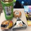 新大阪駅 雪が舞う