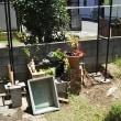 女一人で庭にフェンスを自作しますよ【頓挫編】