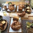 ソレイユ*ファミリー3~クランツ&チェダーチーズと黒胡椒のパウンドケーキ